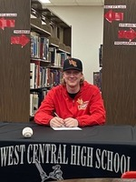 Jake Uselton Celebratory Signing