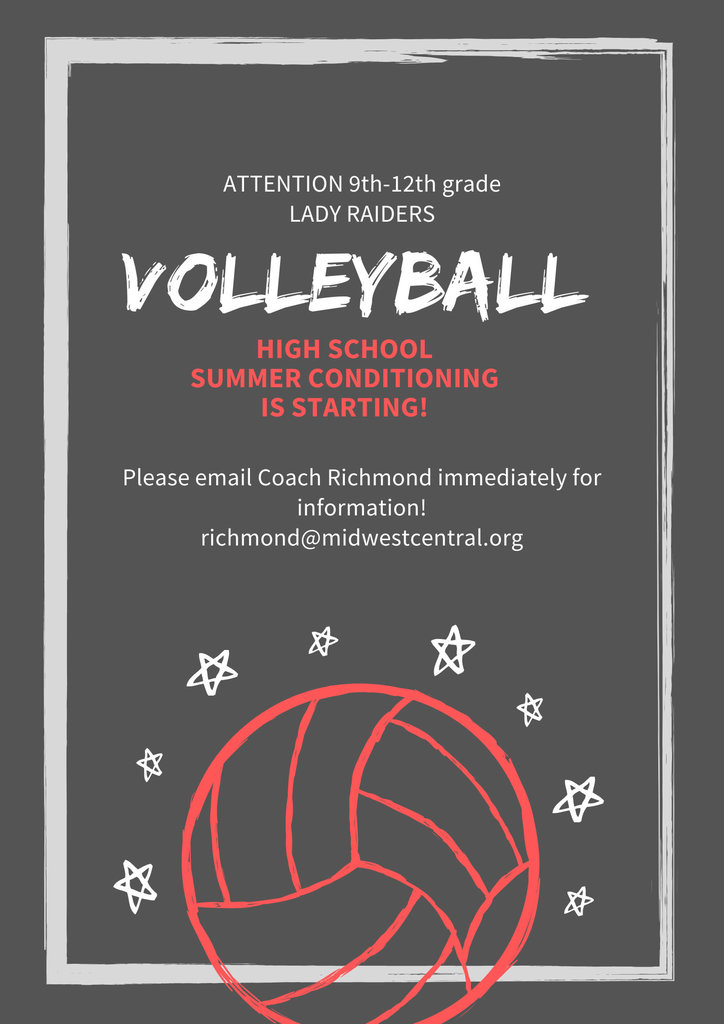HS Volleyball Conditioning